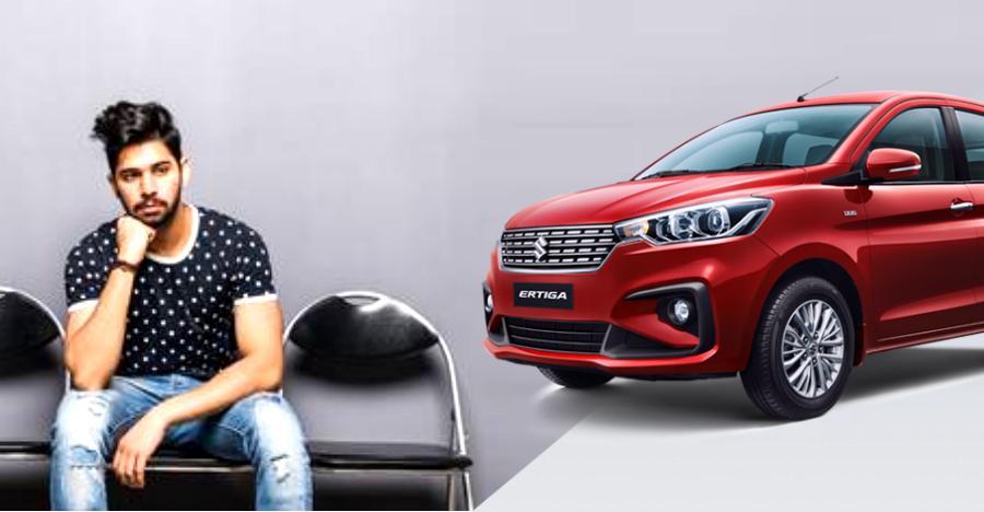 Maruti Suzuki Ertiga gets 800 bookings per day: Waiting period RISES!
