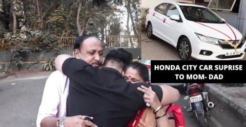 Honda City Gift Featured