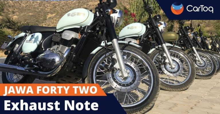 Jawa Exhaust Note Featured