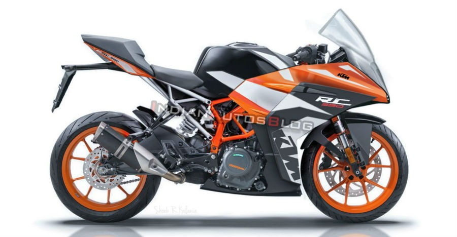 All-new KTM RC 390 sportsbike to launch soon: Will look like this