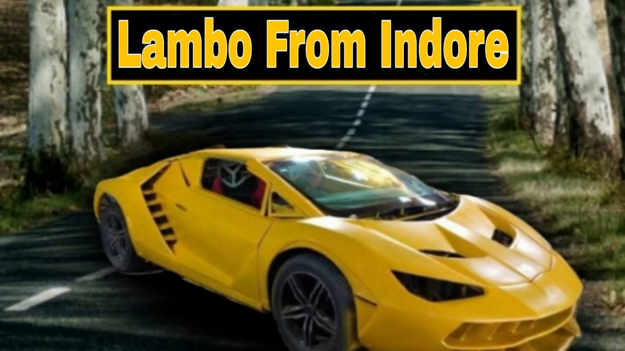 Meet The Honda Civic Lamborghini