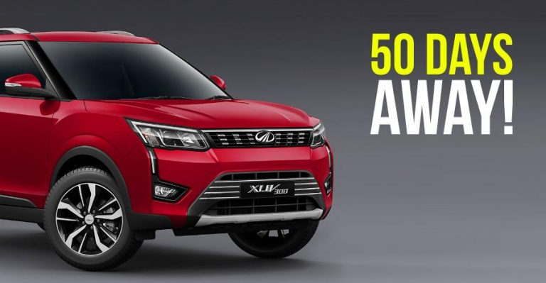 Mahindra Xuv300 Launch Date Featured