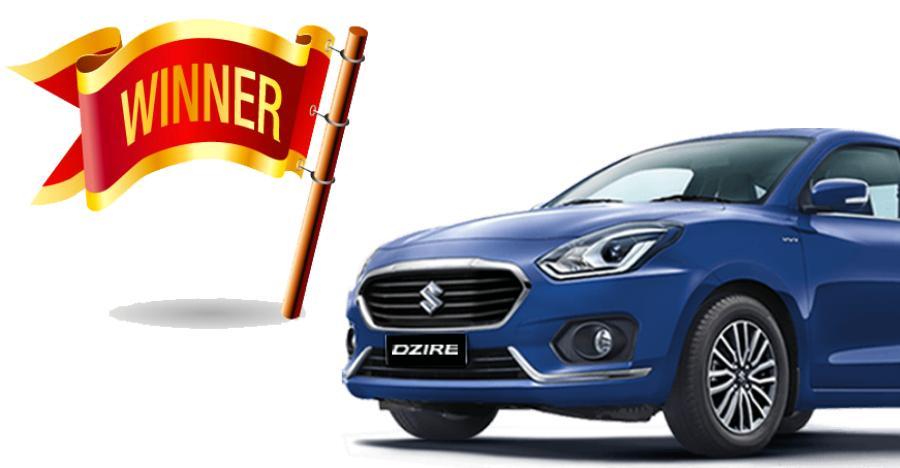 Maruti Dzire is India's best selling sedan in November: Tata Tigor beats Ford Figo Aspire
