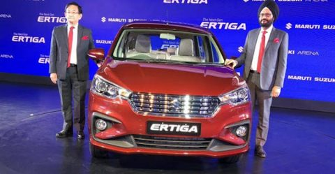 Maruti Ertiga Cng Featured