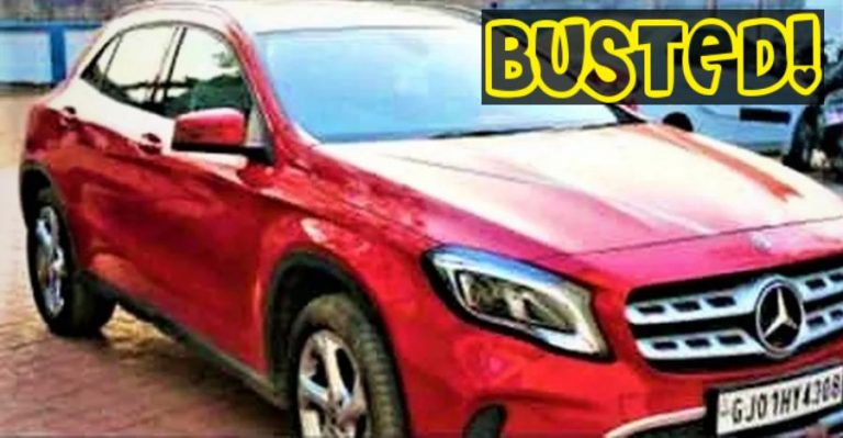 Mercedes Gla Busted Featured