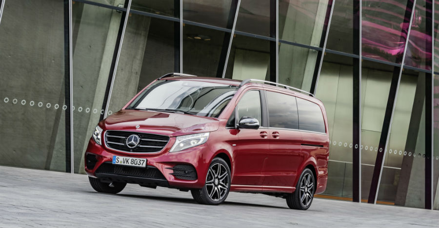 Mercedes V-Class Luxury MPV set for India Launch in Early 2019