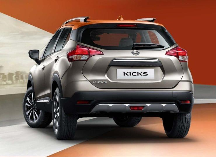 Nissan Kicks Studio Shot 2