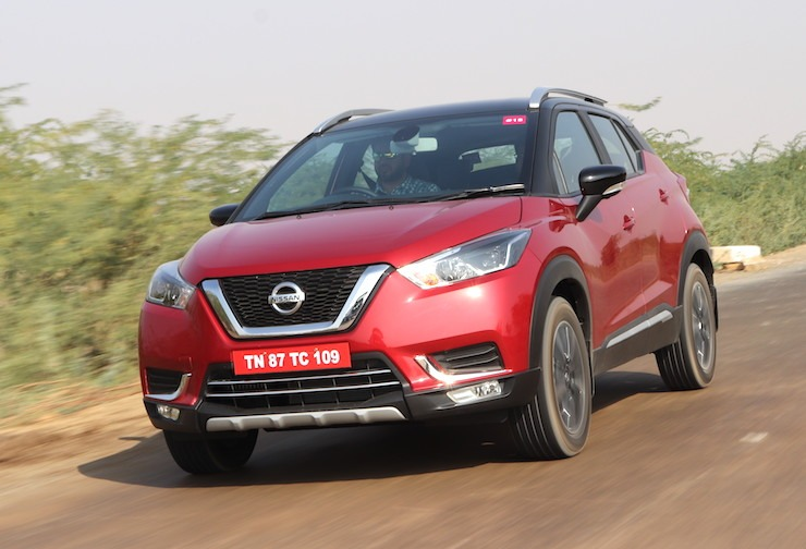 Nissan Kicks Compact Suv Bookings Open Launch In January 2019