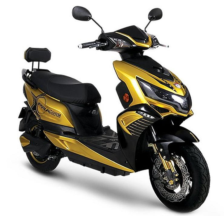 Okinawa Scooters Opens Bookings For Its I Praise Electric