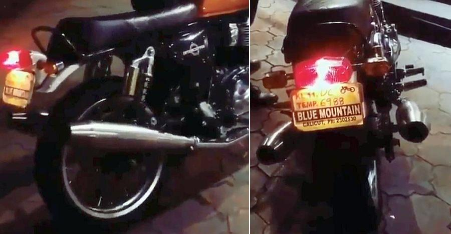 Royal Enfield Interceptor 650 Hear The First Indian Aftermarket