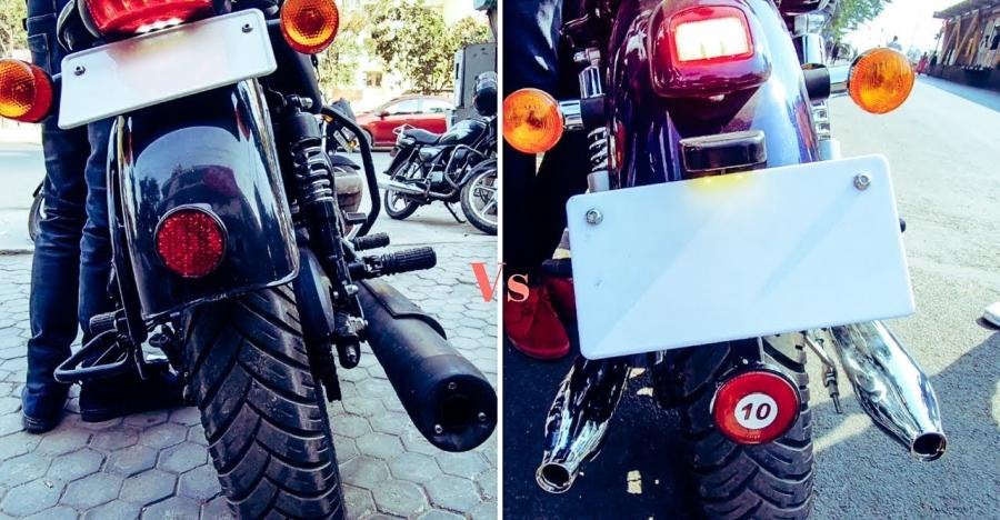Difference between Jawa & Royal Enfield exhaust notes EXPLAINED [Video]