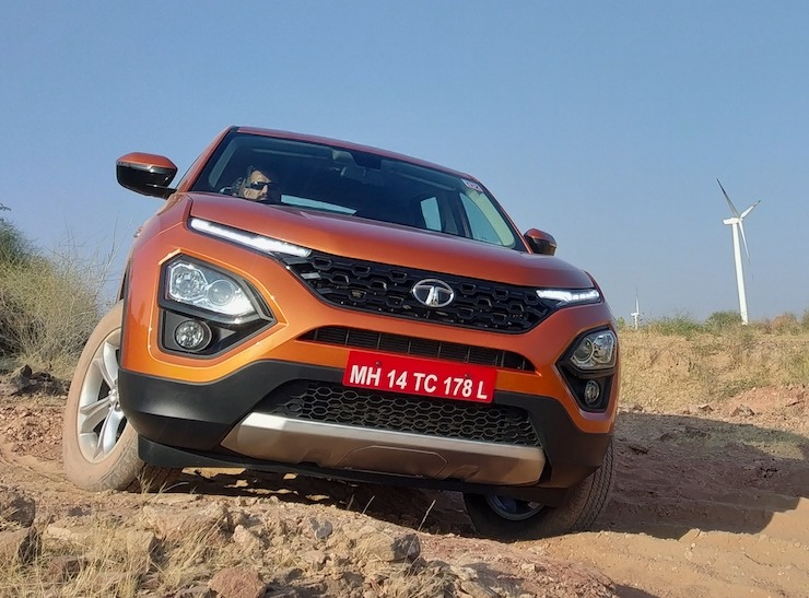 Tata Harrier 11