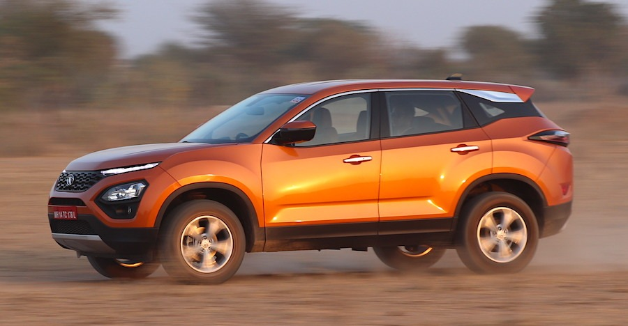 Tata Harrier 18