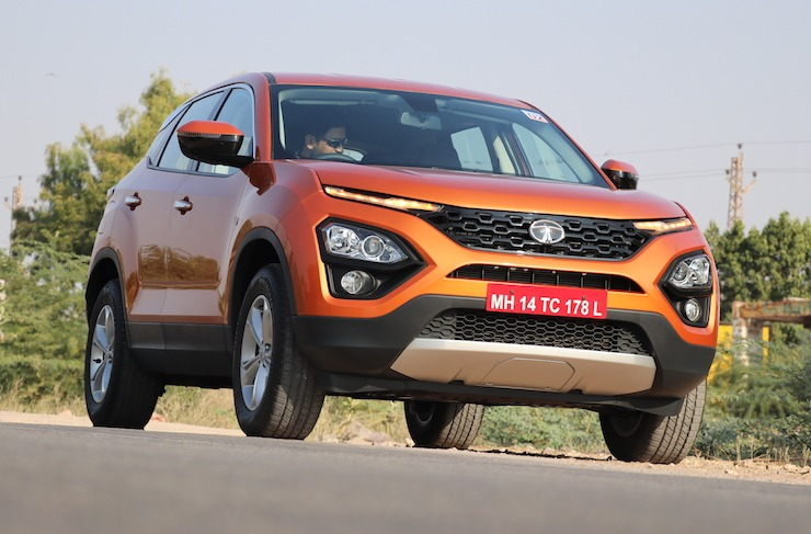 Tata Harrier 19