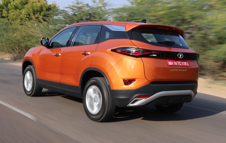 Tata Harrier 23
