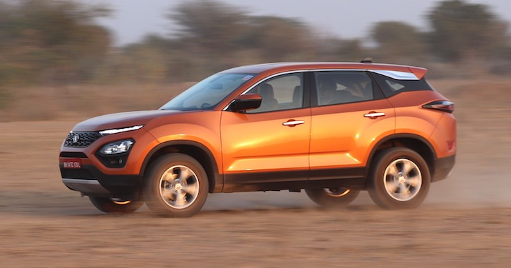 Tata Harrier 25