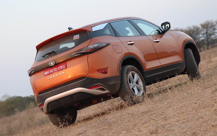 Tata Harrier 30