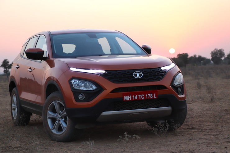 Tata Harrier 32