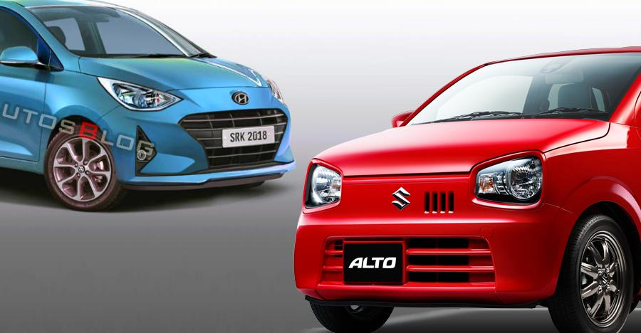 New Maruti Alto to Hyundai Grand i10: 6 upcoming hatchbacks to WATCH-OUT for