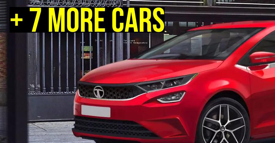 Upcoming Tata cars in India: From Harrier to Baleno-challenger 45X