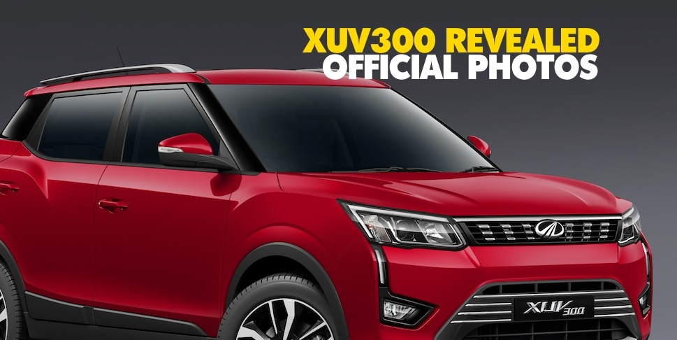 Xuv300 Official Photos