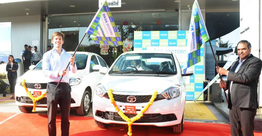500 Tata Tigor EVs Joins Zoomcar Rental Fleet