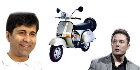 Bajaj Electric Scooter
