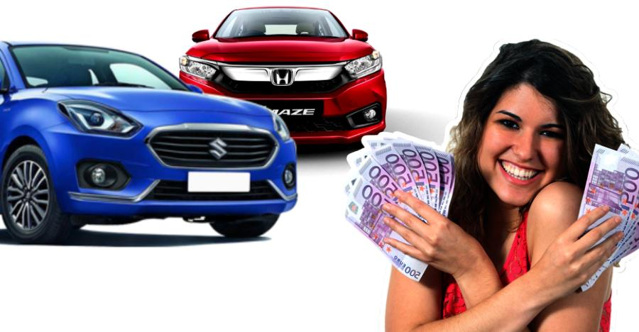 Maruti Dzire to Honda Amaze: Compact sedans with the BIGGEST December discounts