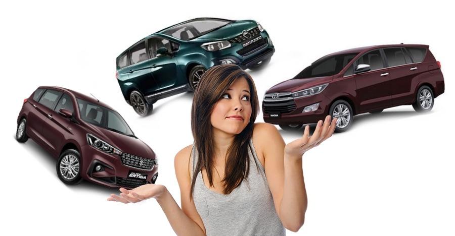 New Maruti Ertiga vs Mahindra Marazzo vs Toyota Innova Crysta: Who should buy what
