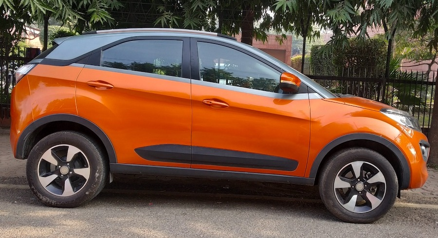 11,000 km used Tata Nexon Diesel AMT arrives at CarToq for a long term ownership report
