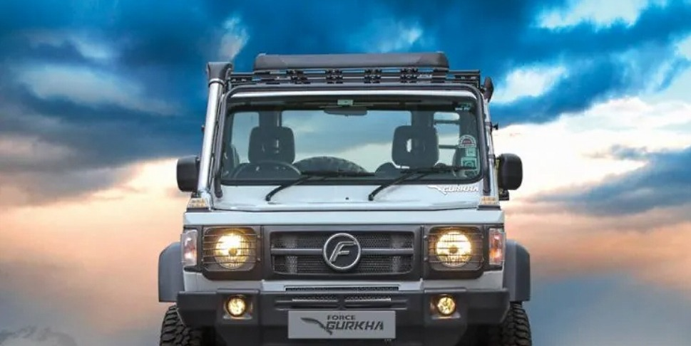 Force Motors Gurkha Xtreme launched in India
