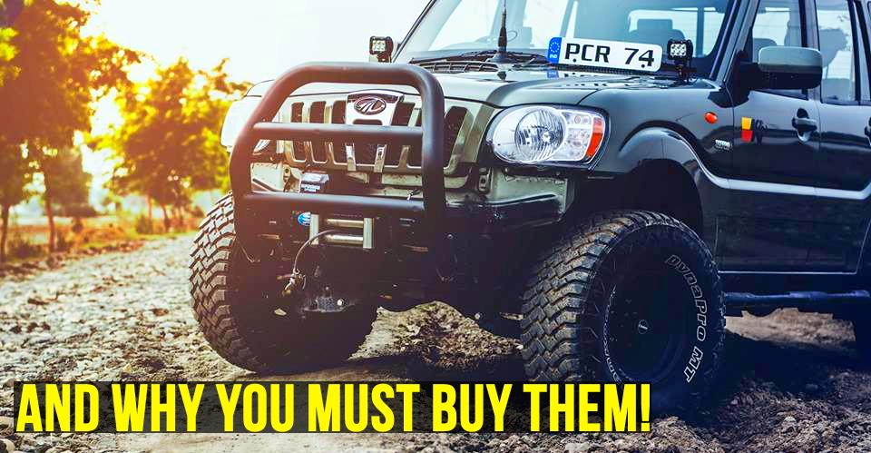 Mahindra Scorpio Getaway to Renault Duster AWD: Forgotten 'cool' cars still on sale