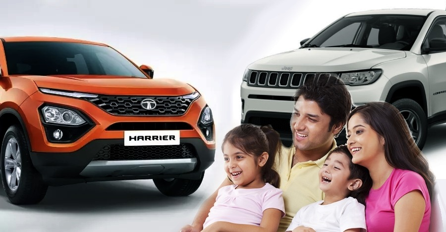 Jeep Compass vs Tata Harrier: Which SUV should the 'family man' buy?