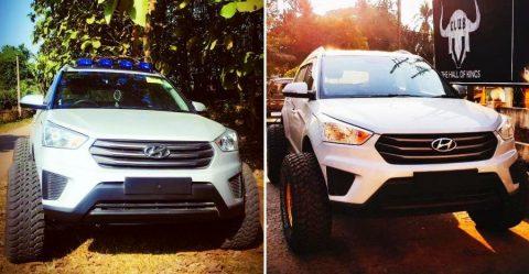 Hyundai Creta Wild Featured