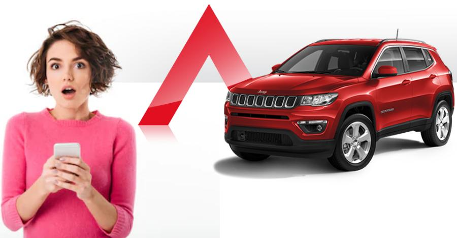 MASSIVE discounts up to Rs. 1.2 lakh on Jeep Compass