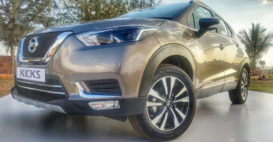Nissan Kicks SUV: Fully revealed ahead of launch
