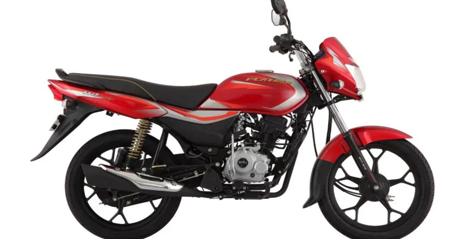 Bajaj launches new Platina 110: More powerful than ever