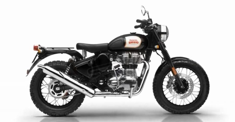 Royal Enfield Classic Scrambler 500 to be launched in 2019