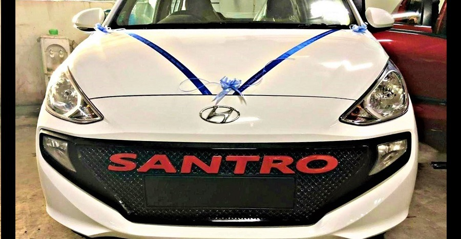 New Hyundai Santro: First aftermarket accessories out!