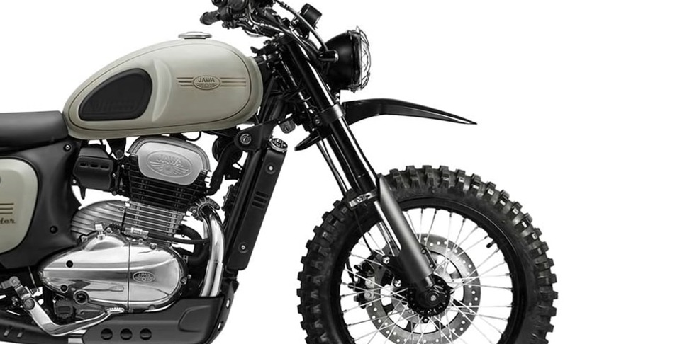 Jawa Forty-Two Scrambler: This is what it could look like!