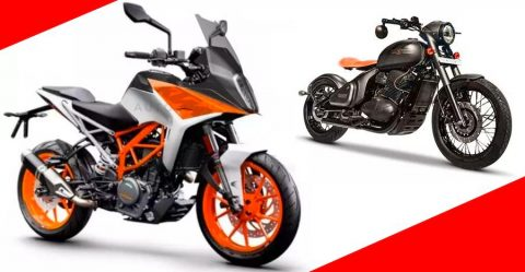 Upcoming Motorcycles 2019 Featured