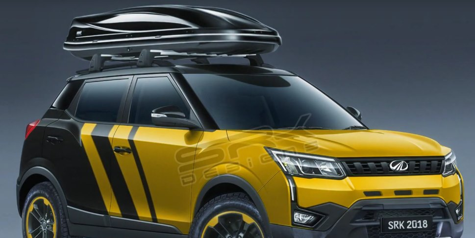 Mahindra Xuv 300 Adventure Edition This Is How It Will Look Auto