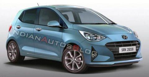 2019 Hyundai Grand I10 Render Featured 1