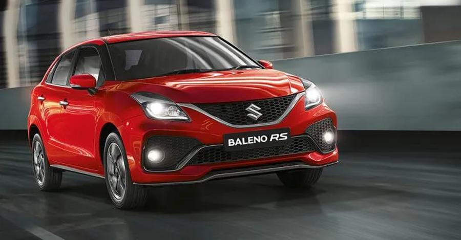2019 Maruti Baleno Rs Featured