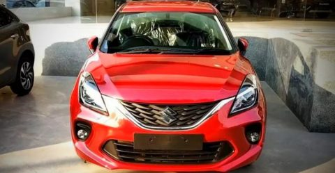 2019 Baleno In Red Featured