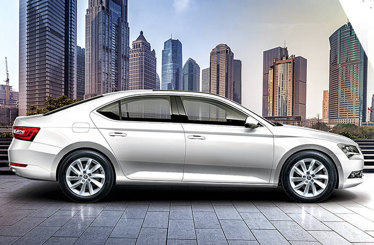 20190116 Škoda Superb Corporate Edition 2