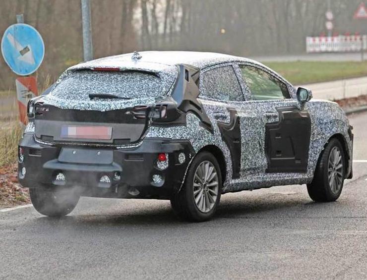 2020 Ford Ecosport Spyshot 3