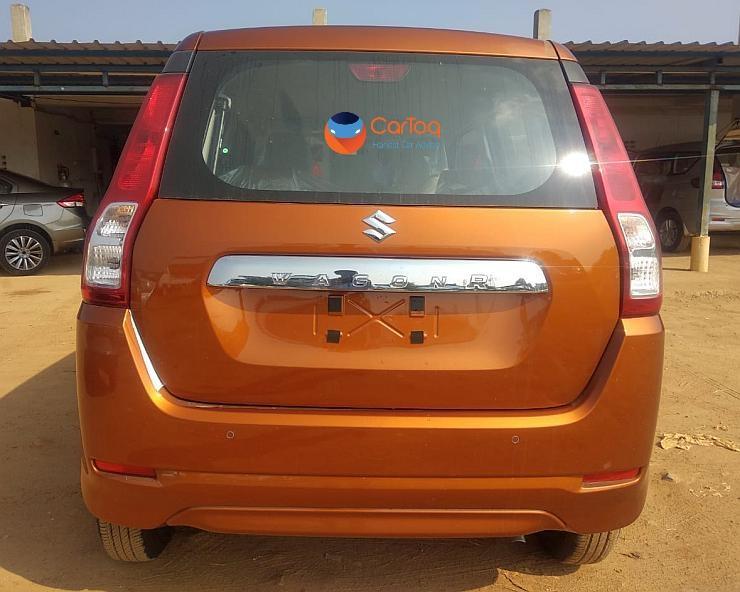 All New 2019 Maruti Wagonr 1