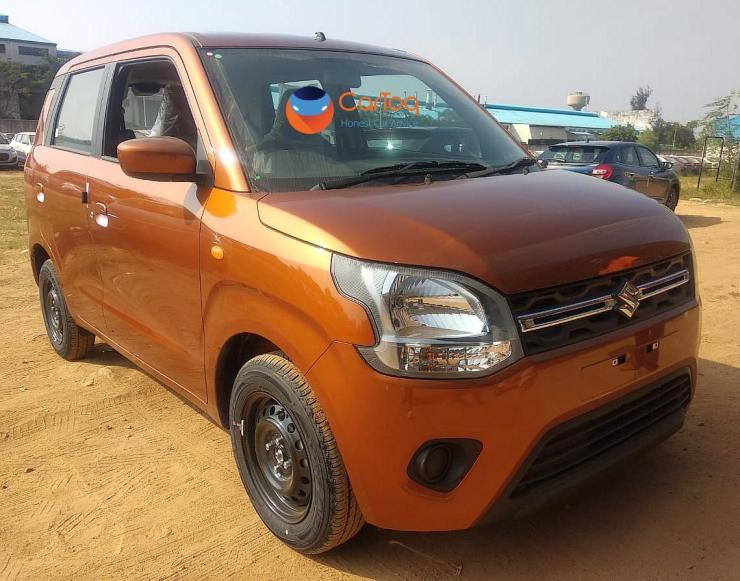 All New 2019 Maruti Wagonr 4