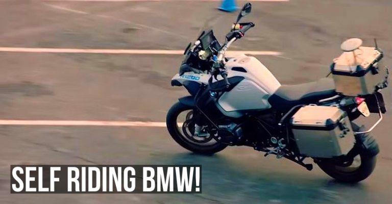 Bmw Self Ride